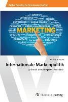 Internationale Markenpolitik (Paperback)