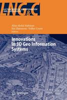Innovations in 3D Geo Information Systems - Lecture Notes in Geoinformation and Cartography (Paperback)