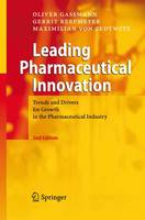 Leading Pharmaceutical Innovation: Trends and Drivers for Growth in the Pharmaceutical Industry (Paperback)