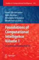 Foundations of Computational Intelligence: Volume 1: Learning and Approximation - Studies in Computational Intelligence 201 (Paperback)