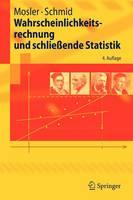 Wahrscheinlichkeitsrechnung Und Schliessende Statistik (Paperback)