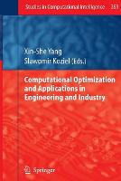 Computational Optimization and Applications in Engineering and Industry - Studies in Computational Intelligence 359 (Hardback)
