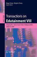 Transactions on Edutainment VIII - Transactions on Edutainment 7220 (Paperback)