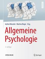 Allgemeine Psychologie - Allgemeine Psychologie (Hardback)