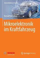 Mikroelektronik Im Kraftfahrzeug - Automobilelektronik Lernen (Paperback)