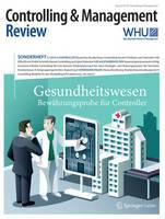 Controlling & Management Review Sonderheft 3-2015: Gesundheitswesen - Bewahrungsprobe Fur Controller - Cmr-Sonderhefte (Paperback)