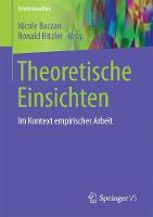 Theoretische Einsichten: Im Kontext Empirischer Arbeit - Erlebniswelten (Paperback)