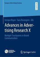 Advances in Advertising Research X: Multiple Touchpoints in Brand Communication - European Advertising Academy (Hardback)
