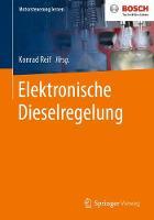 Elektronische Dieselregelung - Motorsteuerung Lernen (Paperback)