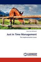 Just in Time Management (Paperback)