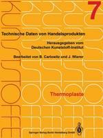 Thermoplaste: Merkbl tter 2401-2800 (Paperback)