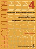 Thermoplaste: Merkbl tter 1201-1600 (Paperback)