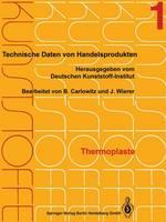Thermoplaste: Merkbl tter 1-400 (Paperback)