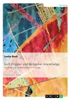 Karl Popper and Religious Knowledge (Paperback)