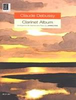 Claude Debussy Clarinet Album: UE21264