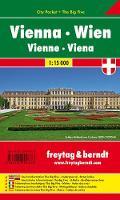 Vienna City Pocket + the Big Five Waterproof 1:15 000