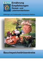 Ernahrung Bei Bauchspeicheldrusenkrebs (Paperback)