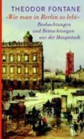 Wie man in Berlin so lebt (Paperback)