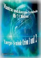 Mantras und Energie-Symbole fur 7 Chakren (Paperback)