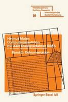 Computersimulation Mit Dem Dialogverfahren Sima Bd 2 (Paperback)