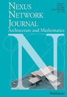 Nexus Network Journal 8,1 - Nexus Network Journal 8,1 (Paperback)