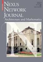 Nexus Network Journal 10,2: Architecture and Mathematics - Nexus Network Journal 10,2 (Paperback)
