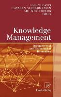 Knowledge Management: Organizational and Technological Dimensions (Hardback)