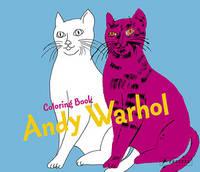 Coloring Book Andy Warhol (Paperback)