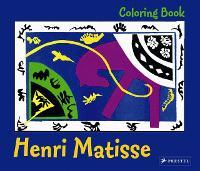 Coloring Book Matisse - Coloring Books (Paperback)