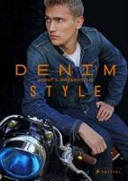 Denim Style (Hardback)