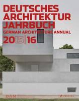 Dam German Architecture Annual 2015/2016 (Paperback)