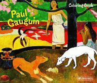 Coloring Book Gauguin - Coloring Books (Paperback)