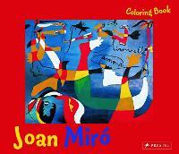 Coloring Book Joan Miro - Coloring Books (Paperback)
