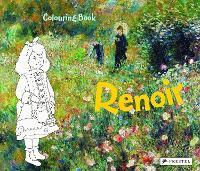 Coloring Book Renoir - Coloring Books (Paperback)