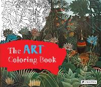 The Art Colouring Book (Paperback)