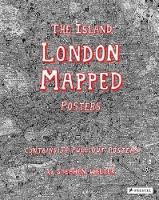 Island: London Mapped Posters (Paperback)