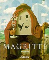 Magritte Big Art (Paperback)