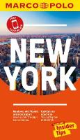 New York Marco Polo Pocket Travel Guide - with pull out map (Paperback)