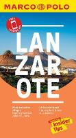 Lanzarote Marco Polo Pocket Travel Guide - with pull out map (Paperback)