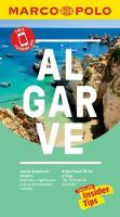 Algarve Marco Polo Pocket Travel Guide - with pull out map - Marco Polo Guides (Paperback)