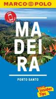 Madeira Marco Polo Pocket Travel Guide - with pull out map - Marco Polo Guides (Paperback)
