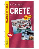 Crete Marco Polo Travel Guide - with pull out map (Spiral bound)