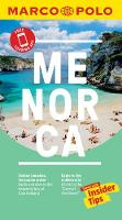 Menorca Marco Polo Pocket Travel Guide - with pull out map - Marco Polo Pocket Guides (Paperback)