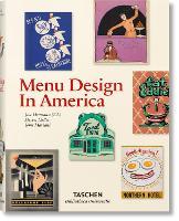 Menu Design in America - Bibliotheca Universalis (Hardback)