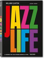 Jazzlife (William Claxton) (Hardback)