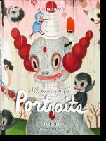 Illustration Now! Portraits - Bibliotheca Universalis (Hardback)