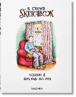 Robert Crumb. Sketchbook Vol. 2. 1968-1975 (Hardback)