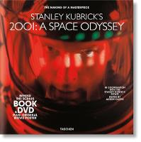 Kubrick's 2001: A Space Odyssey. Book & DVD Set (Book)