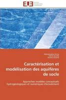 Caract risation Et Mod lisation Des Aquif res de Socle - Omn.Univ.Europ. (Paperback)