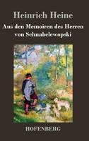 Aus den Memoiren des Herren von Schnabelewopski (Hardback)